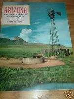 Arizona Highways 1960 Mining in AZ, Cattle Brands+