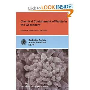 Chemical Containment of Waste in the Geosphere (Geological