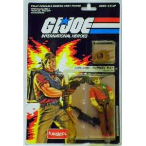 Tunnel Rat GI Joe Action Figure by Funskool Everything