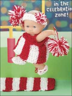 Itty Bitty Knitties Knit Patterns 5doll clothes Dress