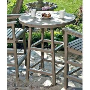 Pub Table   Recycled Plastic Patio, Lawn & Garden