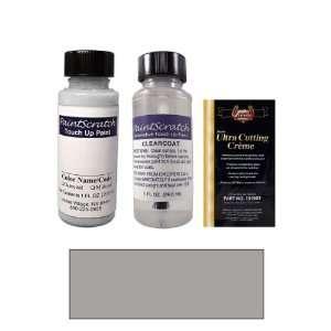 1 Oz. Iron Gray Metallic Paint Bottle Kit for 2001 Kia