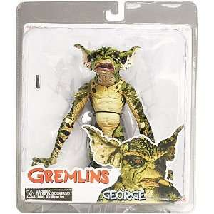 NECA Gremlins Series 1 Action Figure George: Toys & Games