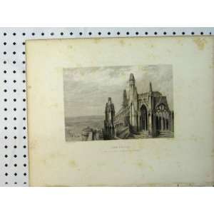 View Greves Mount St Michael Engraving Stanfield Higham