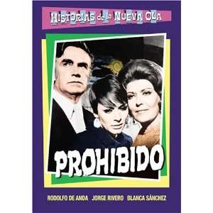 Prohibido Gloria Marin, Jorge Rivero, Enrique Rocha