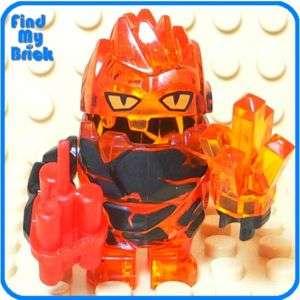 R5 Lego Power Miners Firax Lava Rock Monster Orange NEW