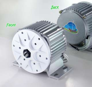 WindZilla + Hub 12 V AC Permanent Magnet Alternator Wind Turbine