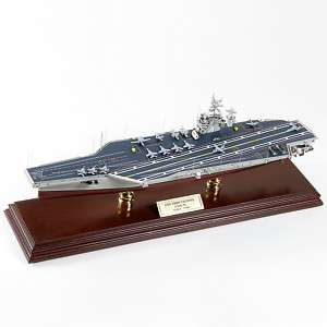 USS JOHN STENNIS CVN 74 DESKTOP WOOD MODEL SHIP