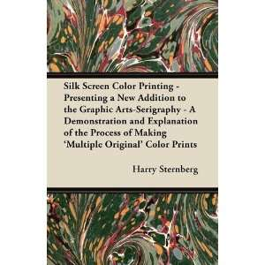 Original Color Prints (9781447445869) Harry Sternberg Books
