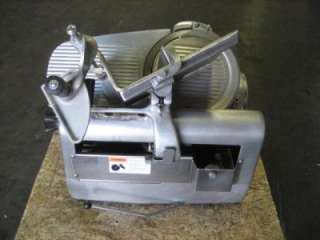 Hobart Meat Cheese Slicer 1712 Automatic+Manual w/Sharpener