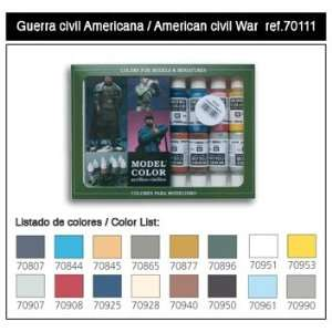 Vallejo Paints 17ml Bottle Acrylic American Civil War