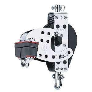 Harken 3.00  Hexa Cat Base w/Adjustable Cam Cleat: Sports