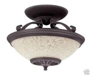 Hunter Illumi Heat Bronze Heater/Light Fixture 21825