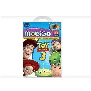 NEW MobiGo Cartridge Toy Story 3 (Toys)
