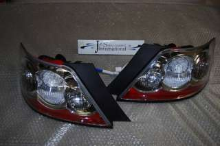 2005 2006 2007 2008 JDM TOYOTA MARKX MARK X JP GRX LED CLEAR TAIL LAMP