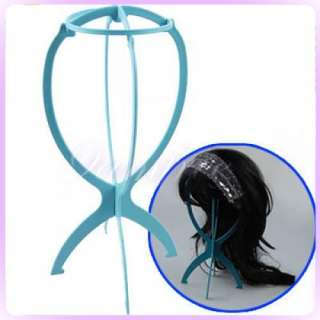 Foldable Wig Stand for Lace wigs / Human Hair Wigs Hats
