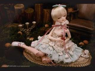 MELIN DollZone 1/4 GIRL doll SUPER DOLLFIE size BJD msd
