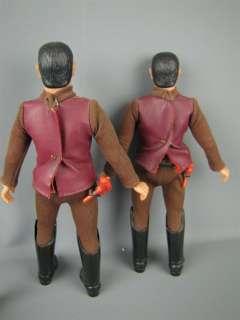 1974 Star Trek Action Figure Dolls 8 Mego Cpt Kirk +