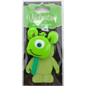 Disney Monsters Inc. Mike Wazowski Green Key Cover   Disney Parks