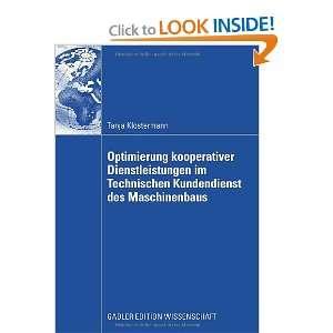 ) (9783834909039) Tanja Klostermann, Prof. Dr. Erich Zahn Books