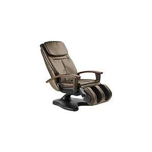 Human Touch Faux Leather Massage Chair   Cashew (HT 103