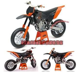 12 KTM 450 SM R SMR 09 Motor Cycle Bike Model Diecast