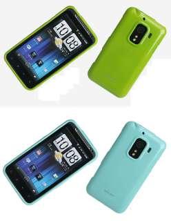 NEW MERCURY JELLY SILICONE TPU CASE COVER FOR SPRINT HTC EVO 4G