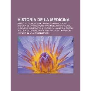 Historia de la medicina Aristóteles, Penicilina