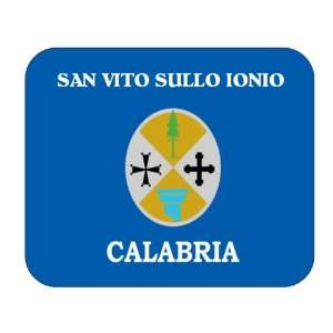 Region   Calabria, San Vito Sullo Ionio Mouse Pad: Everything Else