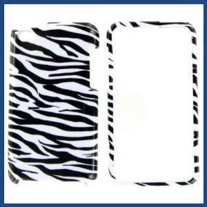 Apple iPod Touch 4 Zebra Protective Case