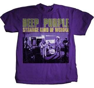 Deep Purple   Strange Kind of Woman T   Shirt