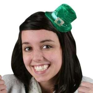 By Elope Mini Plush Leprechaun Hat / Green   One Size