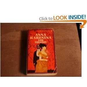 Anna Karenina Leo Tolstoy 9780451510808  Books