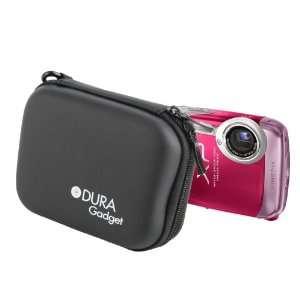 DURAGADGET Black Water Resistant Camera Case For FujiFilm