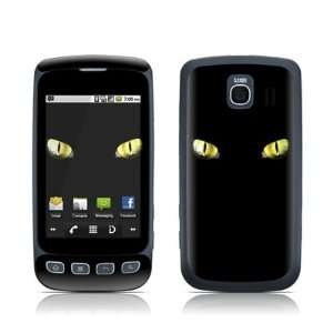Cat Eyes Design Protective Skin Decal Sticker for LG