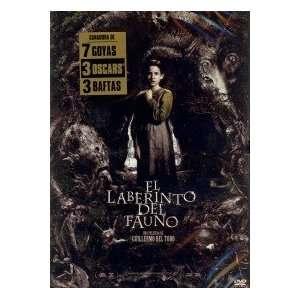 El Laberinto Del Fauno [Non USA DVD format PAL, Region 2