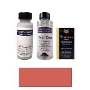 Oz. Medium Red Metallic Paint Bottle Kit for 1988 Chevrolet All