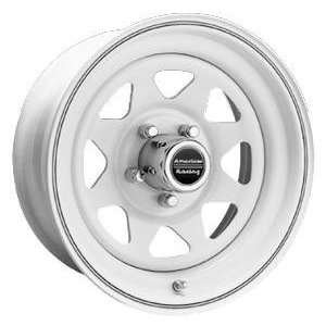 American Racing WAGON WHEEL 14 Wheels 444665 Automotive
