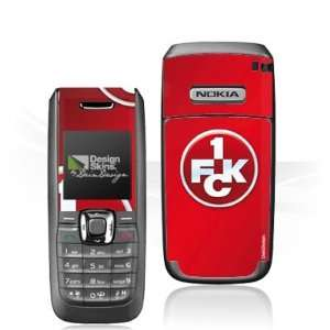 Design Skins for Nokia 2626   1. FCK Logo Design Folie