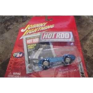 Lightning 164 Shelby Cobra 427 S/C Hot Rod Magazine