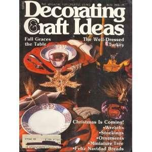 Decorating & Craft Ideas November 1978 (9) Evelyn Brannon