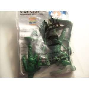 Army Men From Toy Story Burger King Kids Meal Toys & Games