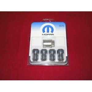 Dodge Ram 1500 / 2011 2012 Wheel Lock Set Mopar OEM