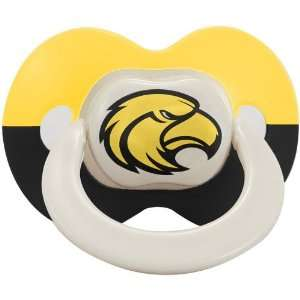 Southern Miss Golden Eagles Two Tone Logo Pacifier Sports