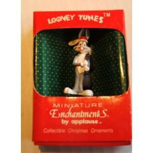 Looney Tunes 1 Bugs Bunny Christmas Ornament Everything