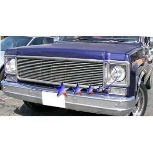 Pickup Blazer Billet Grille Grill+D93+D93+D69+D51+D93+D93 Automotive