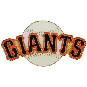 MLB San Francisco Giants Team Logo Pin