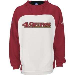 San Francisco 49ers Hooded Novelty Fleece Pullover