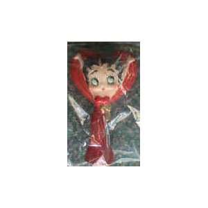 Betty Boop Blow Mold Ornament Long Dress