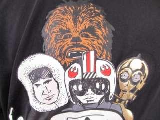 Adidas Originals Star Wars Superstar Bobsled LARGE L Track Top Jacket